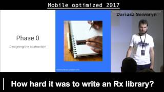 Dariusz Seweryn – How hard it was to write an Rx library?