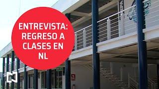 Entrevista I Regreso a clases en Nuevo León; Jaime Rodríguez Calderón 'El Bronco'