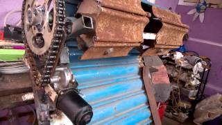 Motorized Rolling Shutter mechanical engineering project topics