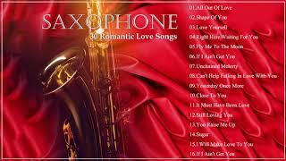 Saxophone Love Songs Instrumental - Best Songs Of Saxophone Cover