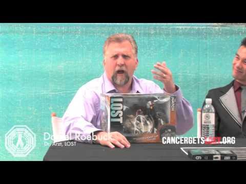 Cancer Gets LOST webcast: Daniel Roebuck Segment 4