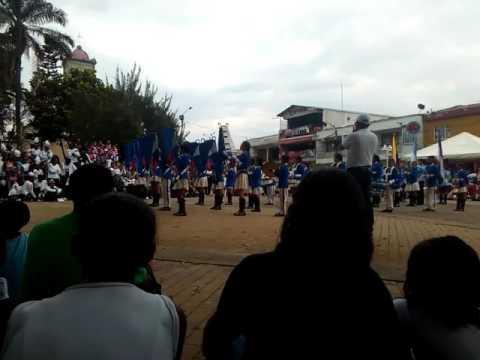 Banda Real Santiago de Cali festival puerto tejada 2017