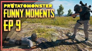 PUBG Funny Moments #9 | Best PUBG WTF Fails & Funny Moments (PlayerUnknown's Battlegrounds)