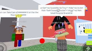 Roblox - The Youngest In The Server