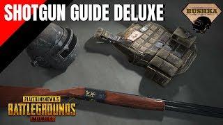 SHOTGUN GUIDE TIPS & TRICKS PUBG MOBILE