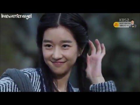 Moorim School | Laundry Sparring | Shi Woo and Soon Duk