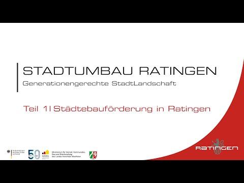 Stadtumbau Ratingen |