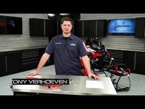 Polaris Hand Guard Installation Instructions - Polaris Snowmobiles