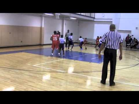 Sean Maney Highlights 2012-13