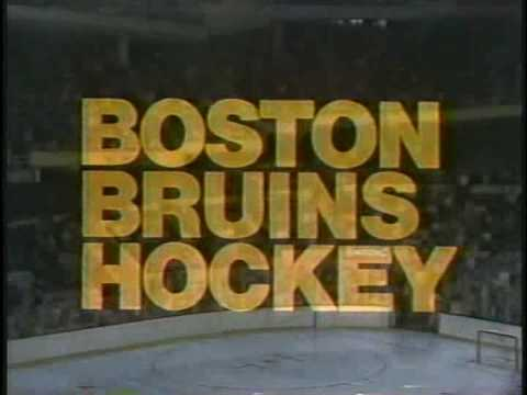 78c88e7d9 1980 Boston Bruins Hockey Playoffs Intro - YouTube