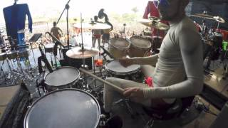 Mireya  Los Ajenos - Pablo Calvo Drum Cam