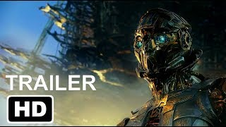 "Transformers The Last Knight ""pyramid"" Trailer #5 (2017) Josh Duhamel Action Movie HD (FM)"