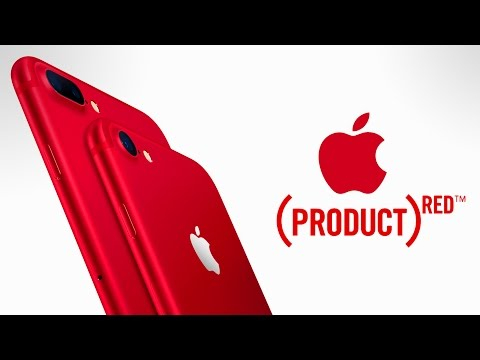 New RED iPhone 7 & New iPad 2017 - Everything You Need to Know!