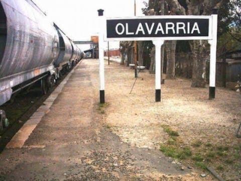 Imágenes de Olavarría, provincia de Buenos Aires.