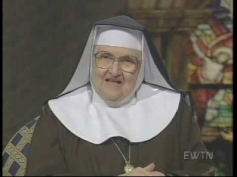 Mother Angelica: We Can't Be Too Holy