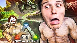 Unsere KOMPLETTE Basis wird ZERSTÖRT ☆ ARK: Survival Evolved #05