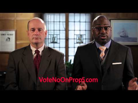 Detroit News and Free Press Agree! Vote NO on Proposal 5!