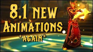 All New Paladin Animations Coming in 8.1 *UPDATED*