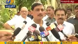 DGP RP Thakur Plants Sapling   Mangalagiri of Guntur