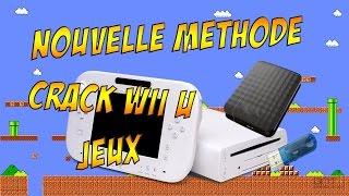 TUTO Cracker Wii U avec disque dur, maj, dlc et multi compatibles [FR]