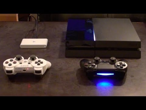 Playstation TV Remote Play in Action! (Formerly PSVita TV)