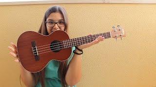 Ukulele song, Kala KA-TE review, and guitar injuries!