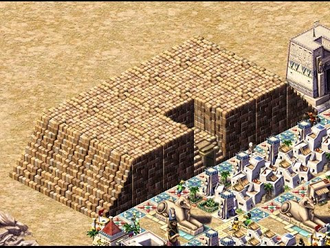 Pharaoh My best Archaic Period Cities
