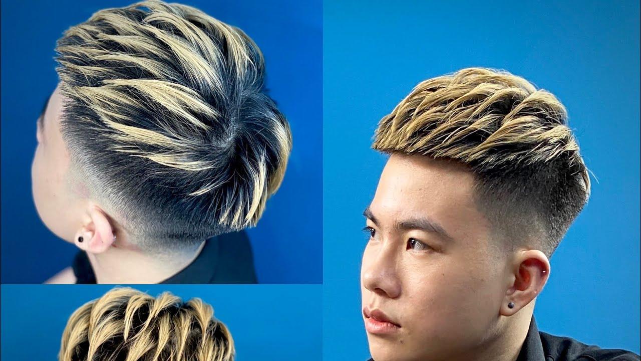 MOHICAN MÁI DÀI KIỂU TÓC KHÔNG BAO GIỜ HẾT HOT NHỮNG NĂM QUA | Bao quát các thông tin liên quan đến những kiểu tóc mái nam đẹp chuẩn nhất