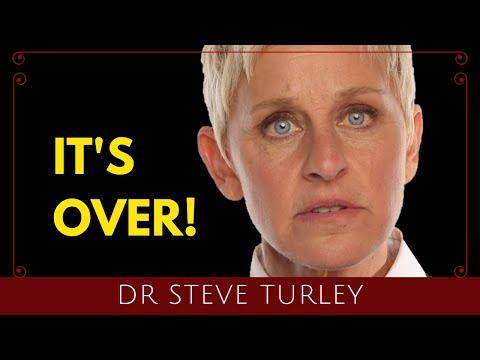 The Colossal FALL of Ellen DeGeneres!!!