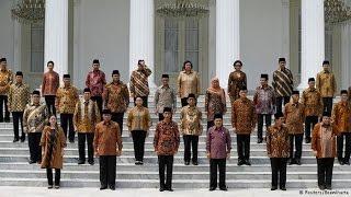 Gebrakan Menteri Kabinet Kerja