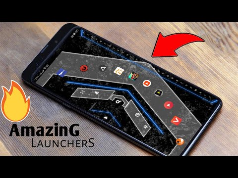 Top 5 Amazing Android Launchers (AUGUST) 2019
