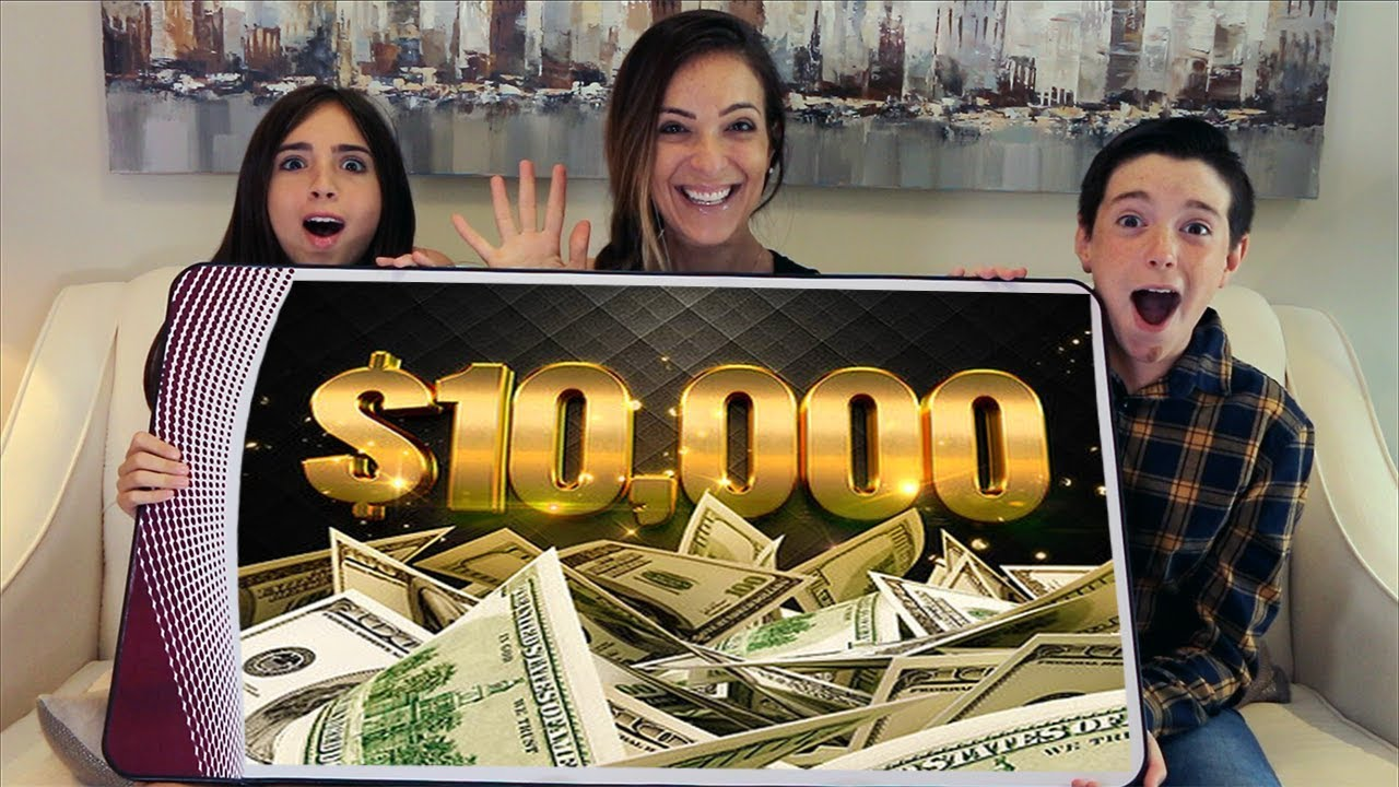 GIVING AWAY $10,000!!