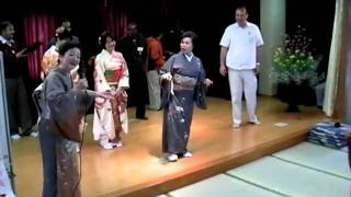 Video Non Japanese people try to play Japanese folk dance. download MP3, 3GP, MP4, WEBM, AVI, FLV Oktober 2018