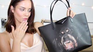 What's In My Handbag/Purse?! UNCENSORED \\ ChloeMorello