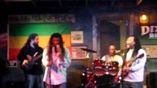 Herbal Crew Reggae Band LIVE At Pineapple Willy's Pier Bar
