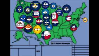 Alternate Future of the United States of America [Part 1:The birth of an Empire.]