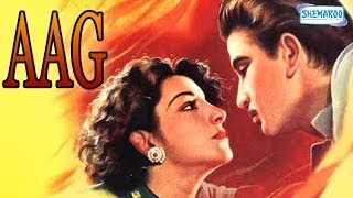 Aag (1948){hd} - raj kapoor - nargis - superhit hindi movie - (with eng subtitles)