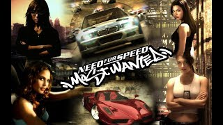 Борьба за 1 Место!  Need For Speed: Most Wanted. Black Editione. Рождественский Стрим.