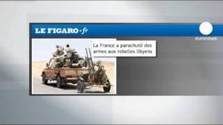 ¿Viola Francia el embargo de armas de la ONU a Libia?