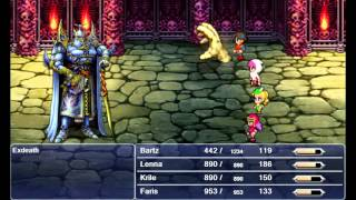 Final Fantasy V (PC) Exdeath