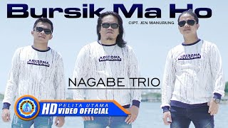 Nagabe Trio - BURSIK MA HO   Lagu Batak Terpopuler 2021 (Official Music Video)