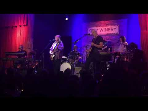 David Crosby & Friends LIVE @ City Winery Chicago October 30, 2017