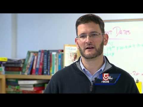 A Plus: Framingham High School's Jamar Pierre Louis