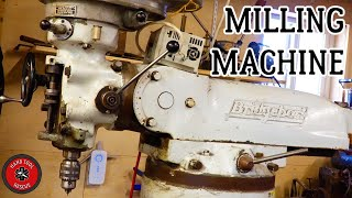 Bridgebort Milling Machine [Rescue]