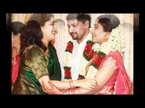 swetha mohan wedding