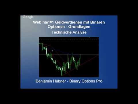 Webinar #1 - Geldverdienen mit Binären Optionen - Grundlagen