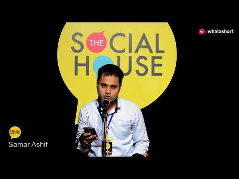 Dosti का The End By Samar Asif | Poetry | The Social House | Whatashort