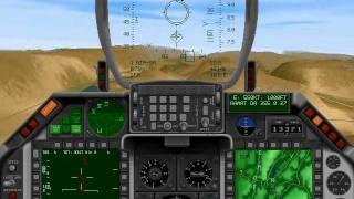 Retro Gaming - F-16 Fighting Falcon Israel Sead