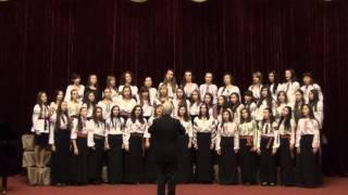 Фантазія на теми українських народних пісень