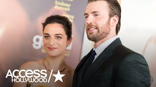 Jenny Slate & Chris Evans Are Back Together! | Access Hollywood
